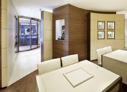 Rolex juwelier h rl augsburg barth building interior for Interior design augsburg