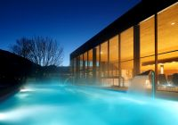 Balneum indoor swimming pool - sauna