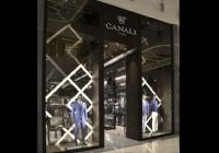 Boutique Canali - Dubai Mall
