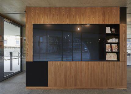 Associazione Turistica Bressanone - barth, building interior ...