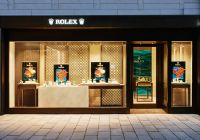 Wempe Amburgo - boutique Rolex